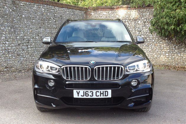 BMW X5 F15 Front