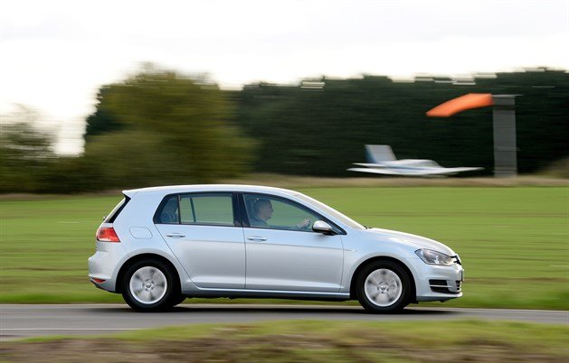 Volkswagen Golf Blue Motion (5)