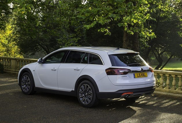 Vauxhall Insignia Country Tourer (4)