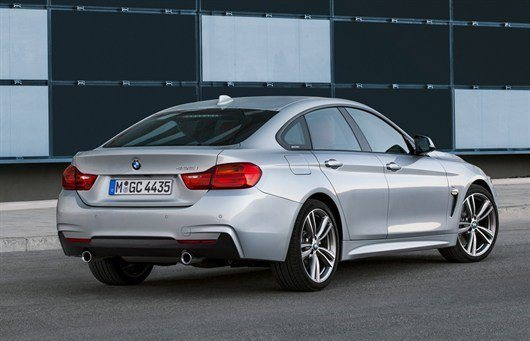 BMW 4 Series Gran Coupe (4)
