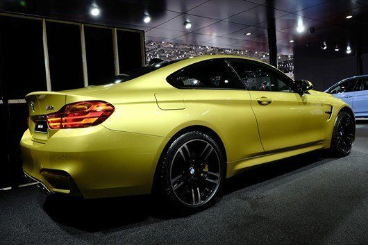BMW M3 And M4 (1)