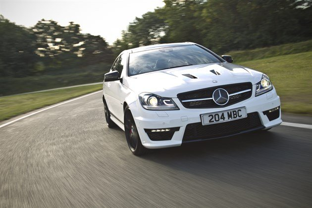 Mercedes -Benz C63 AMG Edition 507