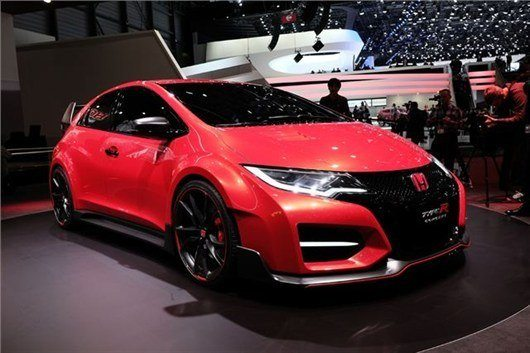 Honda Civic Type -R (2)