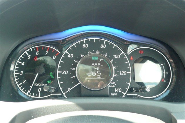 Nissan Note 2014 T Dash