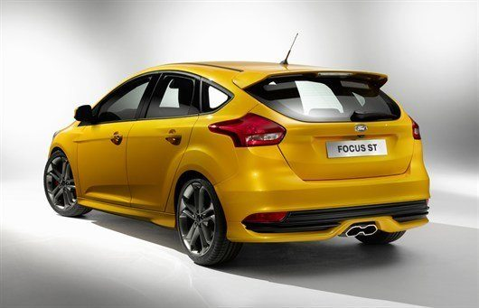Ford Focus ST (4)