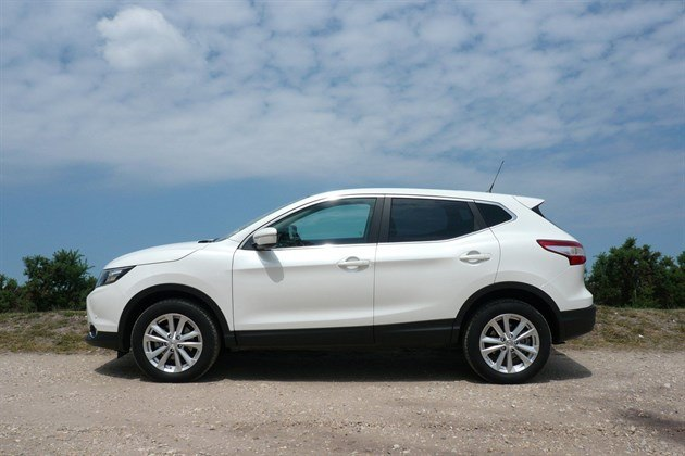Nissan Qashqai 2014 T Side Long
