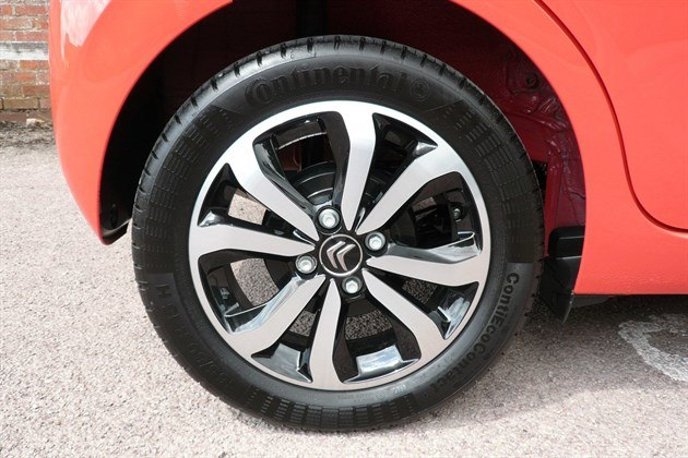 Citroen C1 Edition Wheel