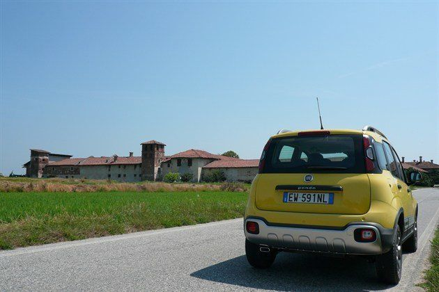 FIAT Panda Cross R34 FR Farm