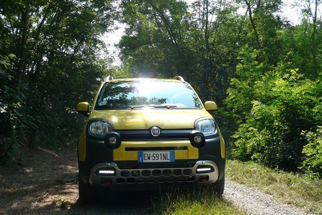 FIAT Panda Cross Forest