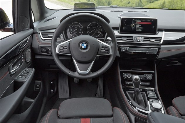 BMW 2 Series Actve Tourer (13)