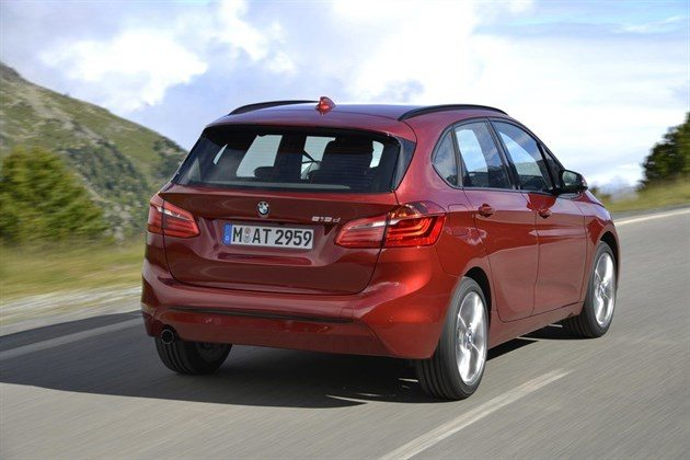 BMW 2 Series Actve Tourer (5)