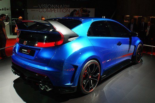 Honda Civic Type R-18696