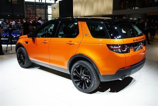Land Rover Discovery Sport (1)