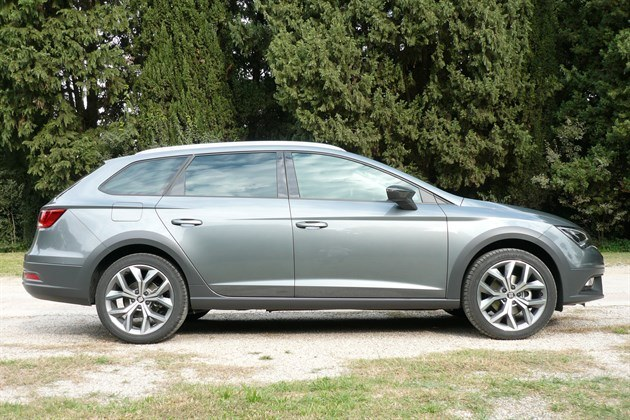 SEAT Leon XPERIENCE Side Trees