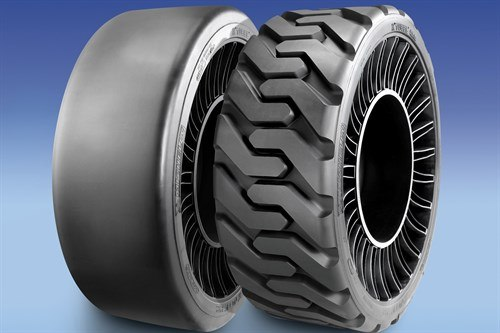 Michelin Tweel All Terrain And Hard Surface