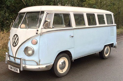 VW Type 2 T1 Combi 15 Window 1975 HH Impney  (2)