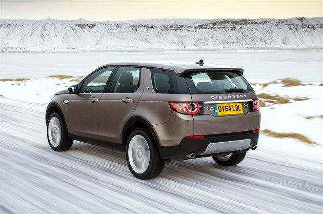 Land Rover Discovery Sport (7)