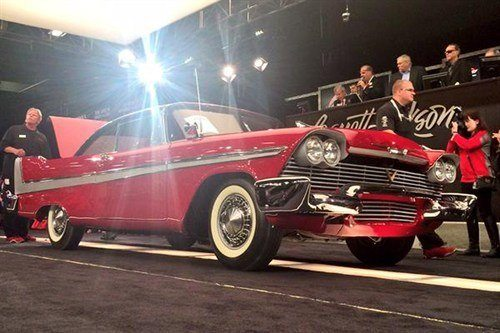 Plymouth Fury 1957 Christine BJ