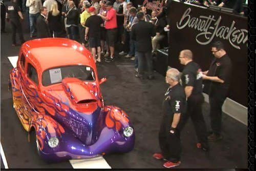 Willys Custom 2 Door 1937 BJ