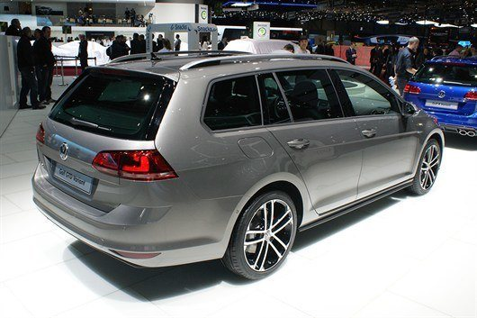Volkswagen Golf GTD Estate -20385