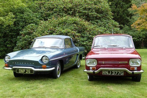 Renault Caravelle And R10