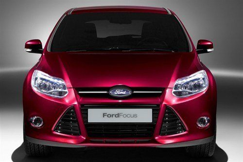 Ford Focus III 2011 Front 700