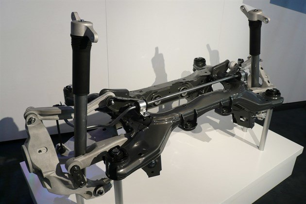 Jaguar XE Rear Suspension