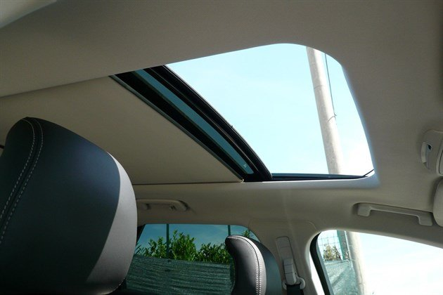 Ford Mondeo Vignale Sunroof