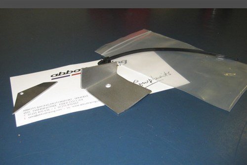Abbott Racing SAAB Bulkhead Repair Kit