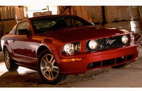 Ford Mustang 05 F34 700