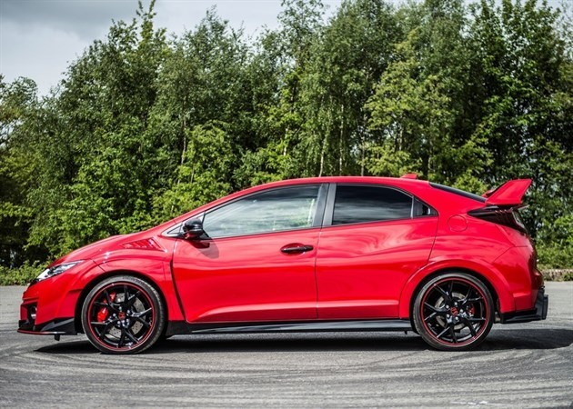 Civic Type R Red Rhd (27) (3)