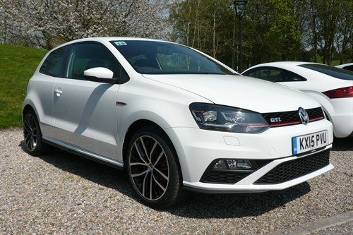 VW Polo GTI 1.8 2015 3-door F34