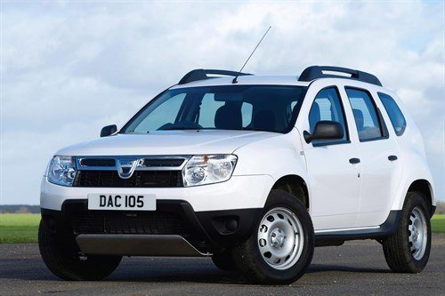 Dacia Duster Access F34