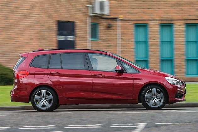 BMW 2 Series Gran Tourer (9)