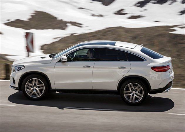 Mercedes benz gle coupe 350d 4matic 2015 road test road for What does 4matic mean on the mercedes benz