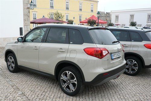 Suzuki Vitara 2015 Coffee Colour (1)