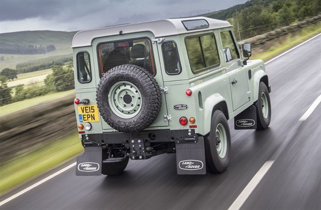 Land Rover Defender 90 Heritage 2016 Road Test   Road ...