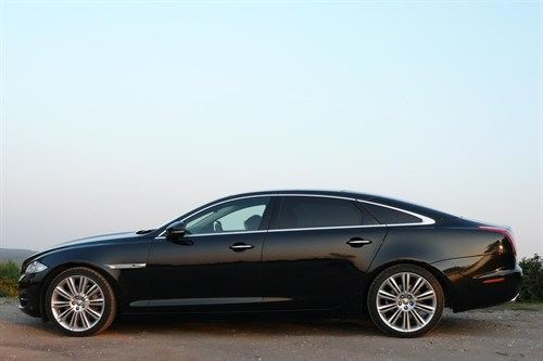 Jag XJL Test 3 Side Copy