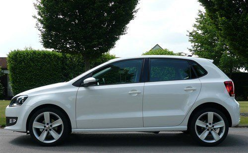 VW Polo 1.2TSI B 1 Side 700