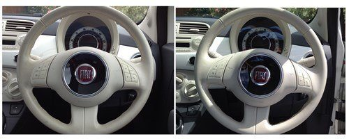 FIAT 500 Steering Wheels 2