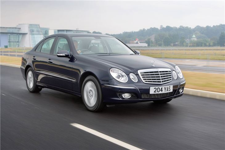 Chronic problems with mercedes e class w211 for Common problems with mercedes benz c class