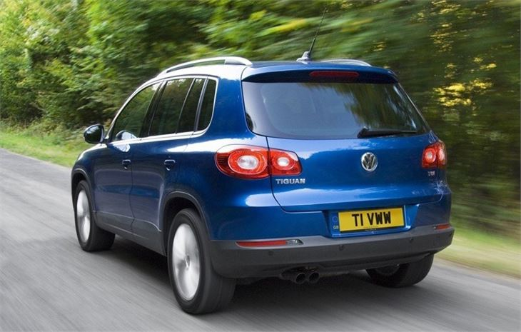 vw tiguan owners manual