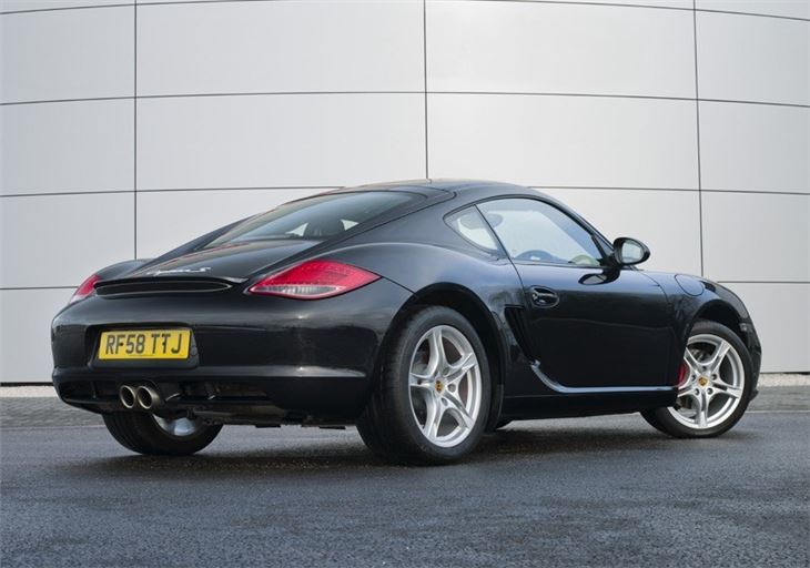 Porsche Cayman 2005 Car Review Honest John