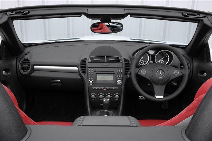 Mercedes Benz Slk R171 2004 Car Review Honest John