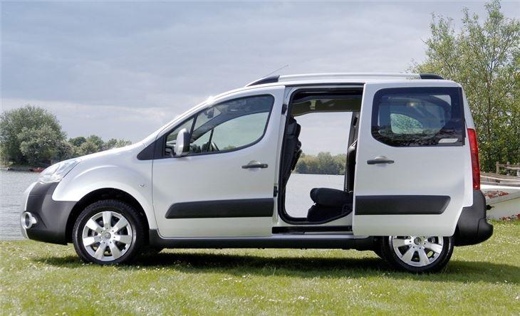 citroen berlingo multispace 2008 car review honest john. Black Bedroom Furniture Sets. Home Design Ideas