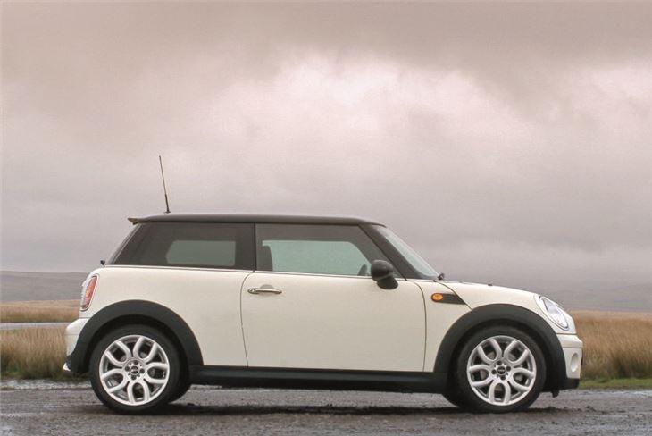 mini cooper diesel r56 2007 car review honest john. Black Bedroom Furniture Sets. Home Design Ideas