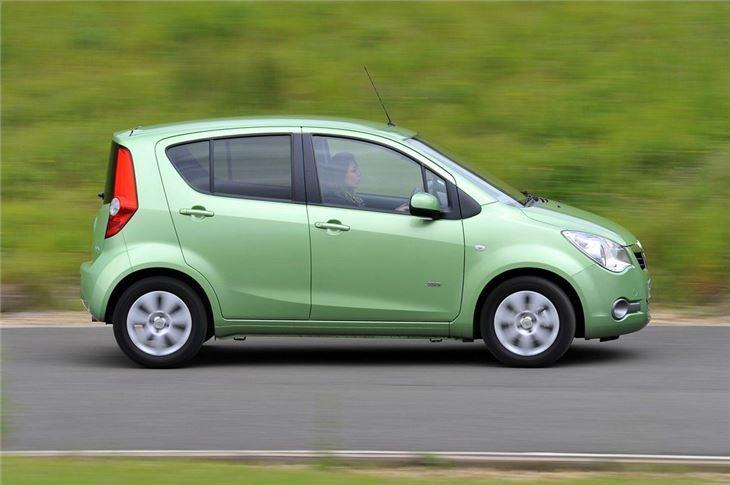 Compare Car Insurance Quotes >> Vauxhall Agila B 2008 - Car Review | Honest John