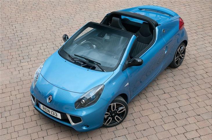 renault wind 2010 car review honest john. Black Bedroom Furniture Sets. Home Design Ideas