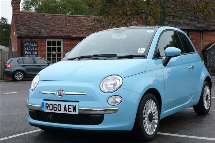 fiat 500 baby blue and love it on pinterest. Black Bedroom Furniture Sets. Home Design Ideas