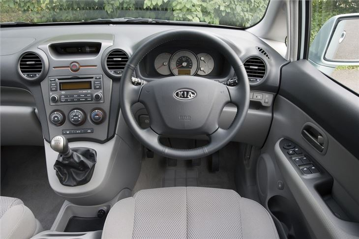 Kia Carens 2006 Car Review Honest John